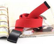 Mens Red Belt