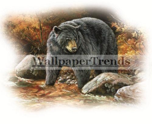 bear window clings hunting wall decals ebay
