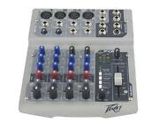 Peavey 6 Channel Mixer