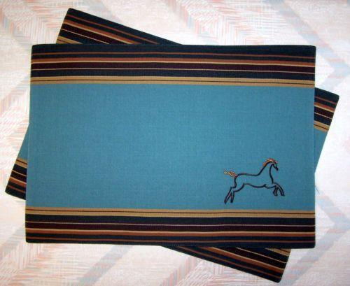 Horse Placemats Ebay
