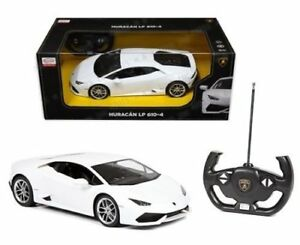 new 1:14 White Lambo Huracan LP-610-4 RC car for sell