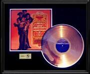 Michael Jackson Gold Record