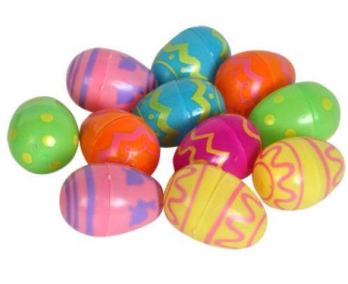 Large Plastic Easter Eggs eBay GffpTUla