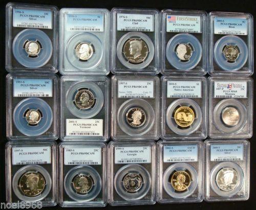 Pcgs Graded Coins Ebay