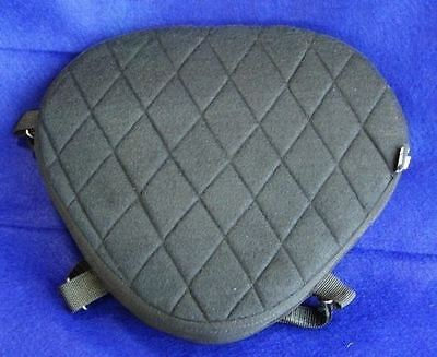 Motorcycle Passenger Seat Gel Pad Cushion for Harley FLSTNSE CVO Softail Deluxe