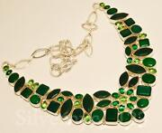 Green Tourmaline Jewelry