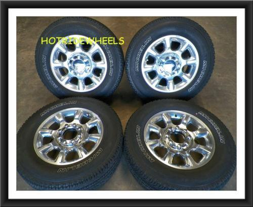 Ford 20 F250 Wheel Tires Ebay