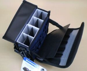 Shimano Bluewave Surf Bag Fishing Jig Holder Tackle Storage Small BWVSB230