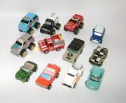 Micro Machines Cars Lot