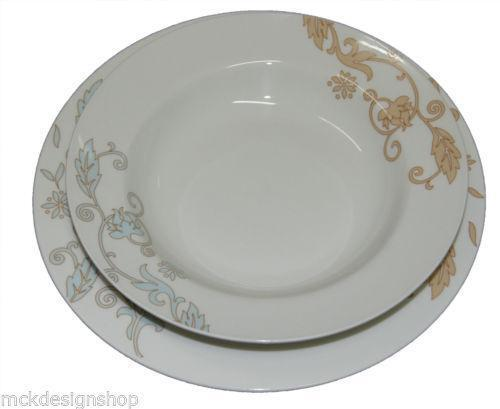 tafelservice bone china komplett service ebay. Black Bedroom Furniture Sets. Home Design Ideas