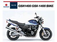 Suzuki GSX1400 GSX 1400