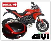 Ducati Multistrada 1200 Top Box