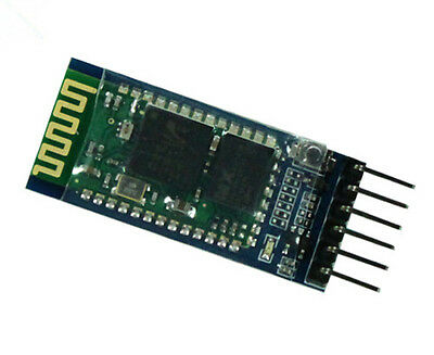 1pc Hc-05 6pin Wireless Bluetooth Rf Transceiver Module Serial Rs232 For Arduino