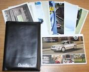 Skoda Octavia Owners Manual