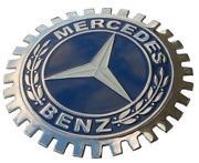 Mercedes Grill Badge