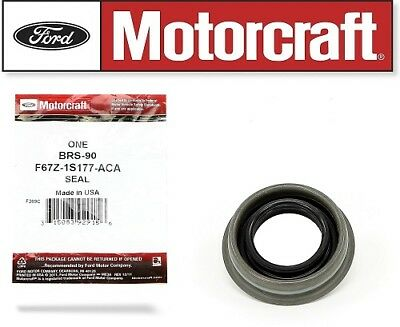 88-2011 crown victoria marquis town car rear axle seal motorcraft brs90 new  -