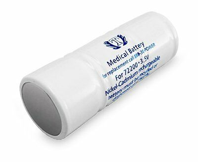 1 Titan 72200 Nicd Medical Battery Replacement For Welch Allyn