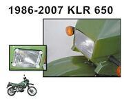 KLR 650 Headlight