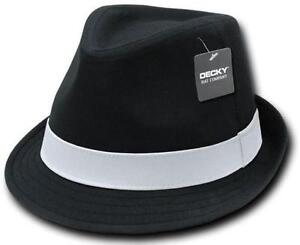 Black and White Fedoras 1c198b9fa28
