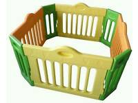 Baby Vivo 4 Sided playpen