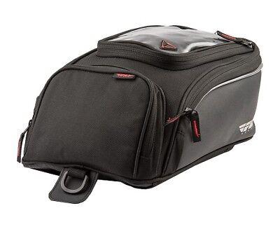 Fly Racing Universal Motorcycle Sport Bike Magnetic Tank Bag for sale  Longview