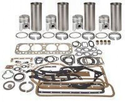 Ford Basic Engine Overhaul Kit Fits 801 901 4000 Diesel