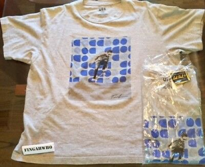 Tommy Guerrero x Uniqlo GET RAD SPRZ NY UT GRAPHIC TEE New Skateboard Shirt XXL