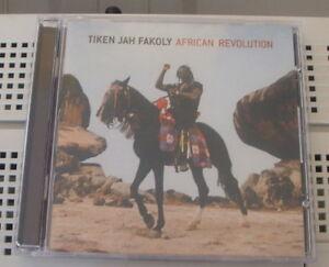 CD - Tiken Jah Fakoly - African Revolution