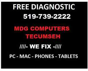 RESIDENTAL AND COMERCIAL COMPUTER SERVICE AND SALE