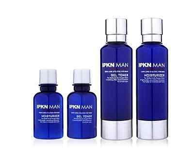 IPKN Men Power Active 2pc Gift Set for dry skin type Korean Cosmetics
