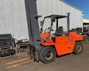 Used 7000kg Nissan diesel forkliift Malaga Swan Area Preview