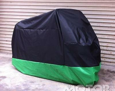 Motorcycle Cover Protector for HONDA VTX 1300 Cruiser 1800 ALL WEATHER XXL (Cover Cruiser Motorcycle)