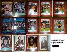 Football Trading cards Singles. SCANLENS-STIMOROL-SELECT. AFL-VFL Wembley Cambridge Area Preview