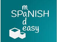 Spanish lessons in Edinburgh. Spanish teacher