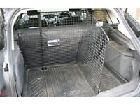 Bespoke Ford Focus 2011-onwards dog guard and boot divider by Guardsman