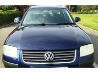((( DIESEL ))) VOLKSWAGEN PASSAT 1.9 TDI (((2005 -05 )))*F/S/H*TIMING BELT CHANGED *MOT-MAR 2017
