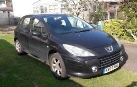 Peugeot 307 Sport Black