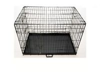 small black puppy cage - unused £6 Pick up only Porthcawl