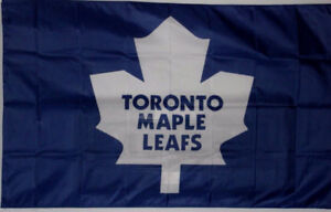 BRAND NEW TORONTO MAPLE LEAFS 3 x 5 FLAG BANNER