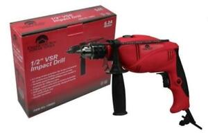 """Under The Sun Power Tools ½"""" VSR Impact Drill/ Reburbished"""
