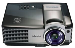 BENQ Projector - <less than 50 hrs use. Still in box. like new.