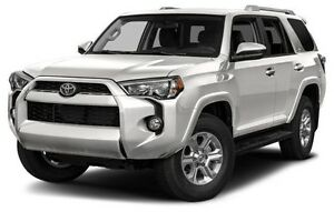 2016 Toyota 4Runner SR5 $500 EXTRA towards Trade-In or ECP or...