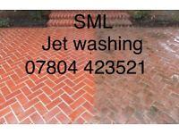Jet washing services