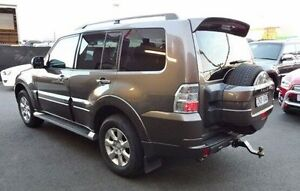 2012 Mitsubishi Pajero NW MY12 Platinum II Bronze 5 Speed Sports Automatic Wagon Lilydale Yarra Ranges Preview