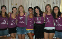 """VinylGrafX"" Specializing in Bachelor/Bachelorette PartyT-Shirts"