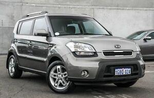 2011 Kia Soul AM MY11 + Grey 5 Speed Manual Hatchback Osborne Park Stirling Area Preview