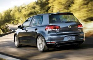 WANTED: Volkswagen Golf 2008 or newer PLEASE READ AD!!