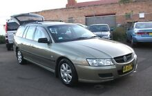 2003 Holden Commodore VY Executive Fawn 4 Speed Automatic Wagon Belmore Canterbury Area Preview