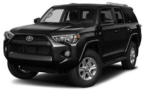 2014 Toyota 4Runner SR5 V6 Local One Owner, Leather, Navi, He...