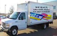 FRIENDLY AFFORDABLE MOVERS (Flat Rate)
